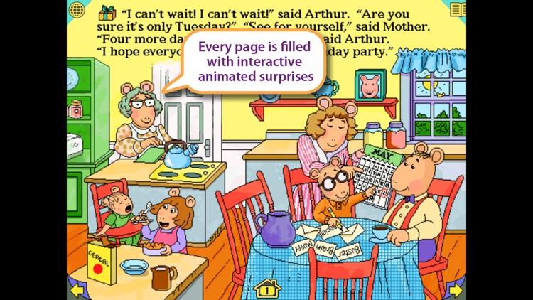 UK-Arthur's Birthday screenshot-3