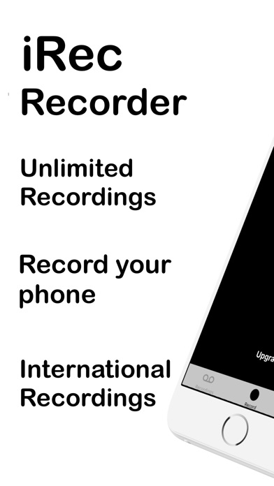 iRec Call Recorder for iPhone for Windows