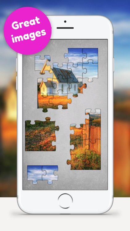 Jigsaw Puzzle App screenshot-0