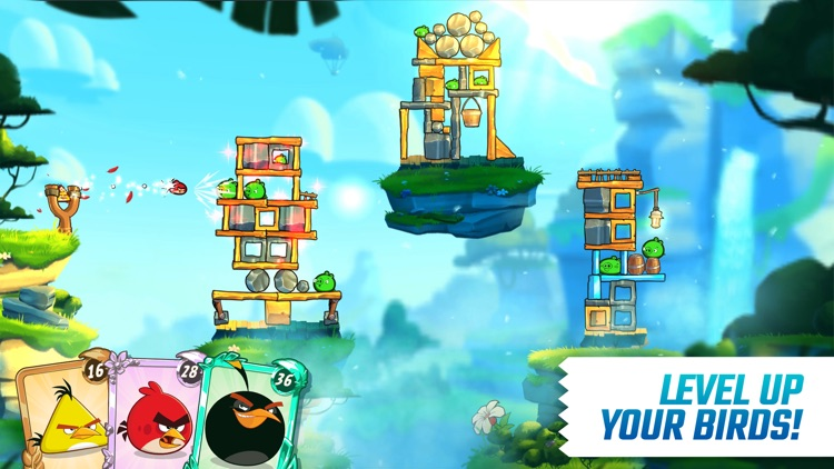 Angry Birds 2 screenshot-2