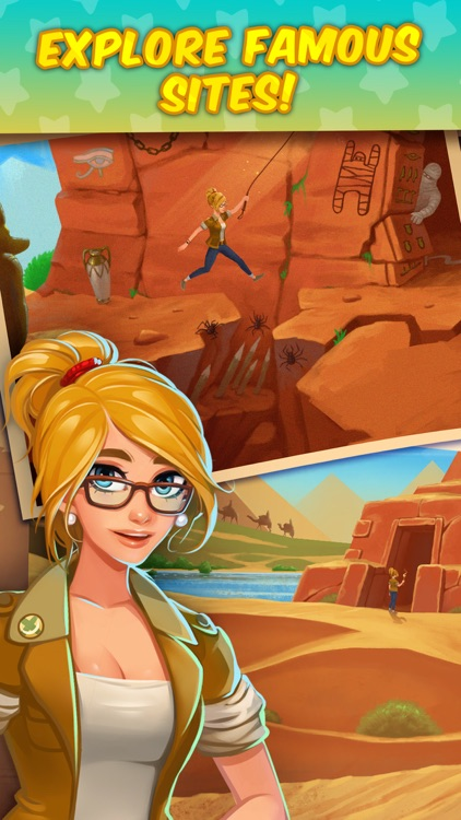 FillWords: Adventure Quest screenshot-3