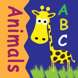 ABC Animal Flash Cards