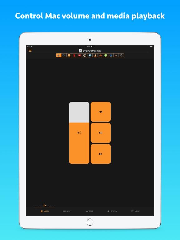 Remote Mouse + Keyboard Pro Screenshots