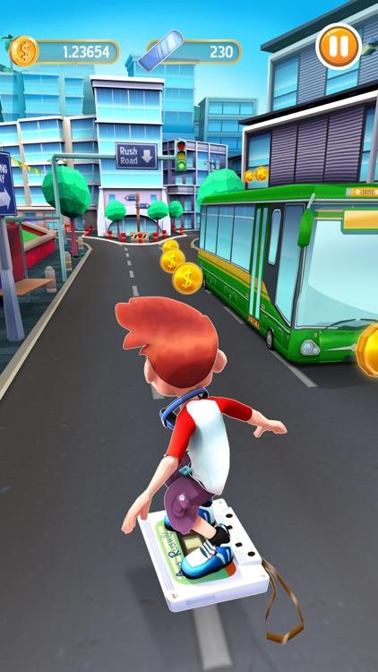 Bus Rush 2 screenshot-4