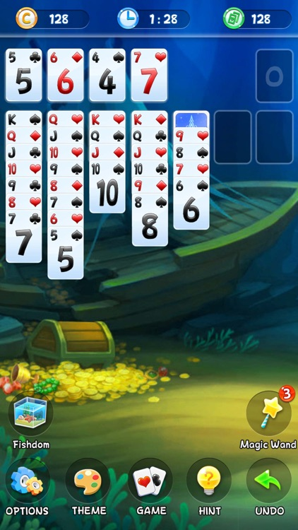 Solitaire∞ screenshot-7