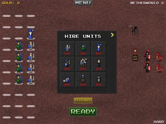Screenshot #5 for 8bitWar: Netherworld