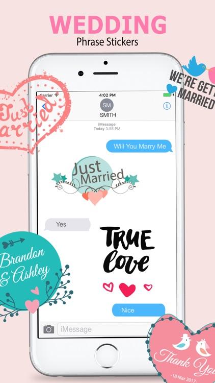 Wedding Phrase screenshot-3