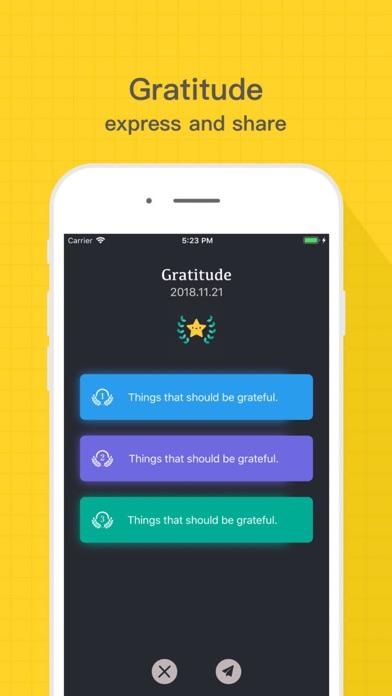 Gratitude - Giving Thanks screenshot three