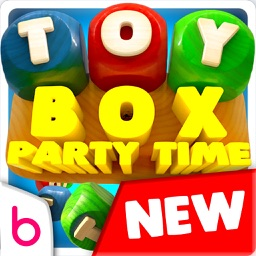 Toy Box Party Blast Time