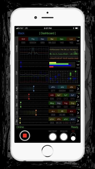 Ghost Science M3 screenshot 1