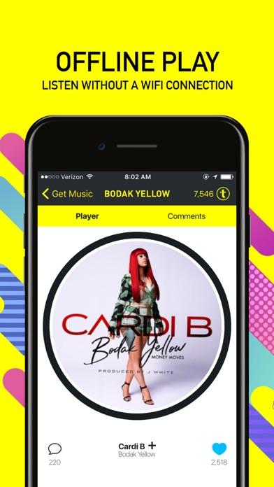 Trebel Music - Song Downloader app image