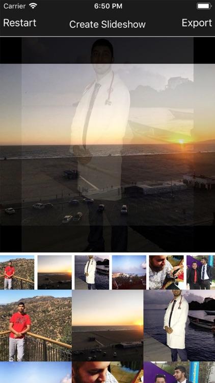 Slideshow for Instagram