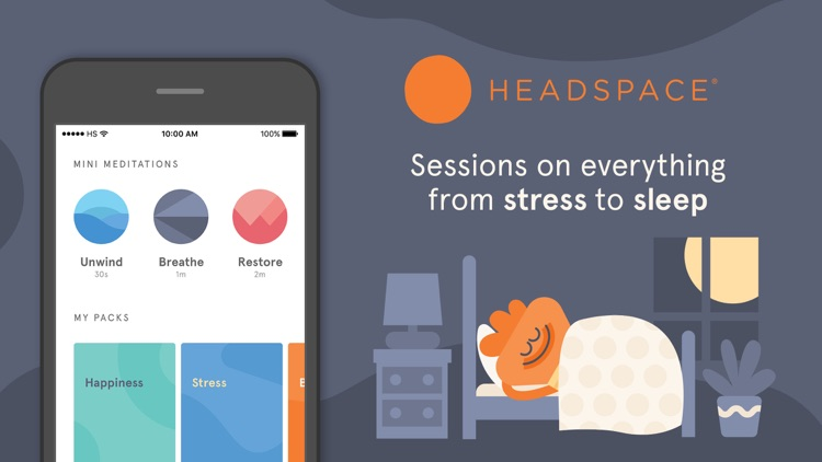 Headspace: Meditation screenshot-8
