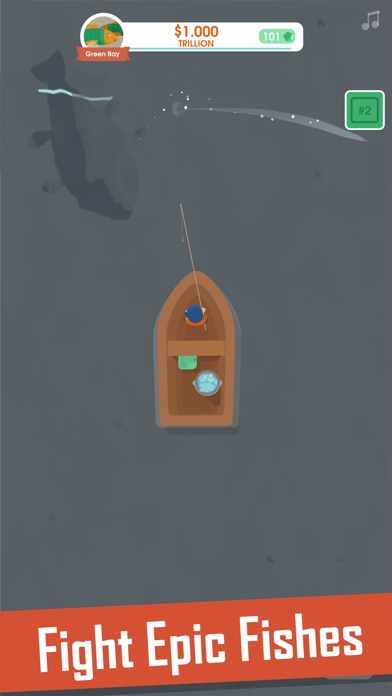 Hooked Inc: Fisher Tycoon screenshot 5