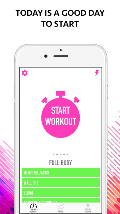Weight Loss Fitness & Workout screenshot-4
