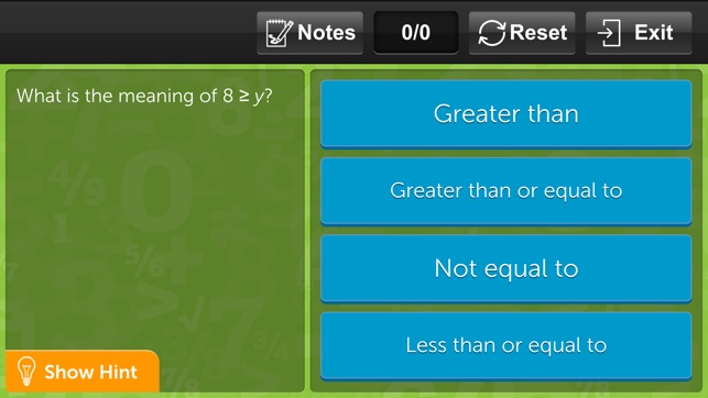 Maths KS3 - Pocket Poster App on the App Store