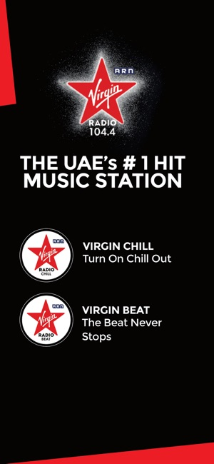 duba Virgin radio