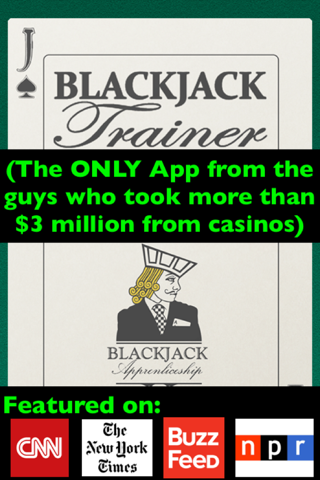 Blackjack Card Counting Pro screenshot 1