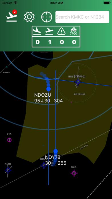 ATCRadar screenshot three