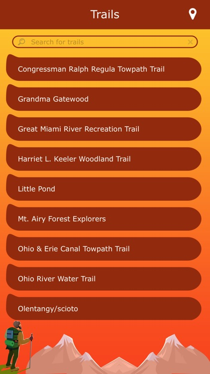 Best Trails in Ohio