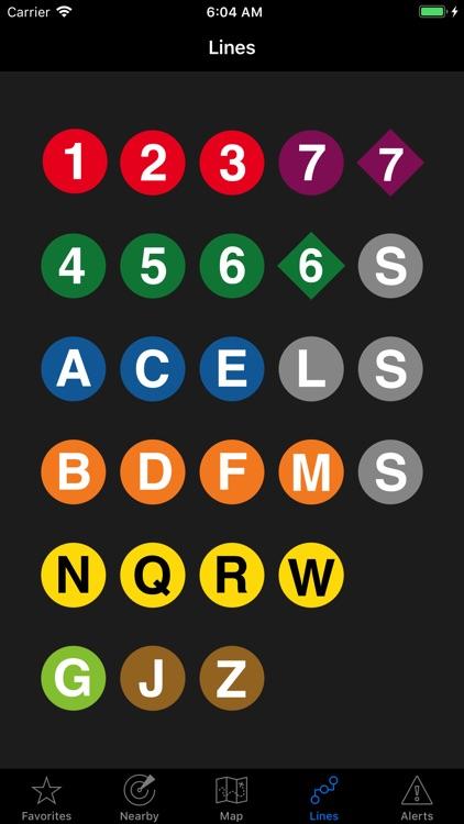 NextStop - NYC Subway