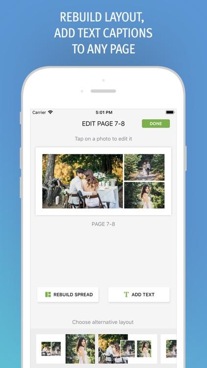 Adorama Photo Book Designer screenshot-3