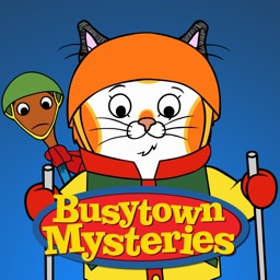 Busytown: Ski Tracks Mystery