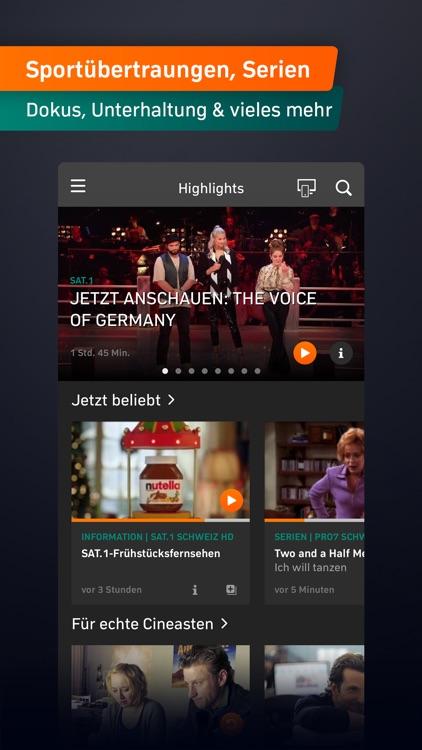 Zattoo - TV Streaming App screenshot-3