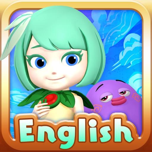 英単語から発音まで ゲームで楽しく英語-マグナとふしぎの少女