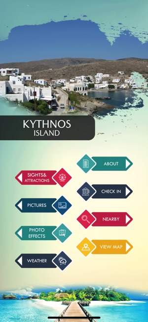 Kythnos Island Tourist Guide on the App Store