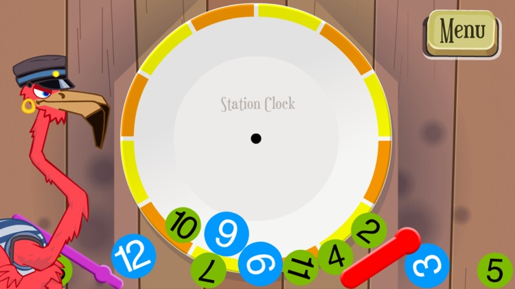 Telling Time for Kids – Learn how to tell time screenshot-4