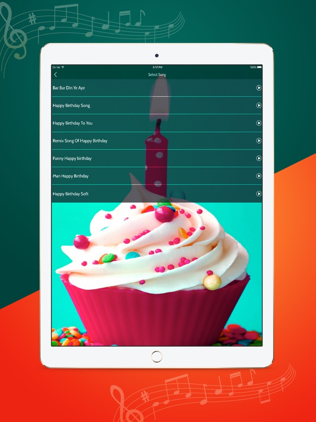 Record Birthday Song With Your Name on the App Store