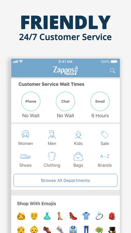 Zappos - Easy Shoe Shopping screenshot-4