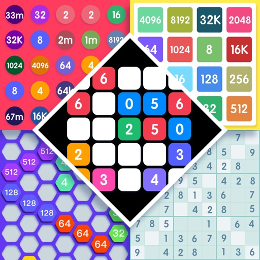 PuzzleNum-For Number Game Fans