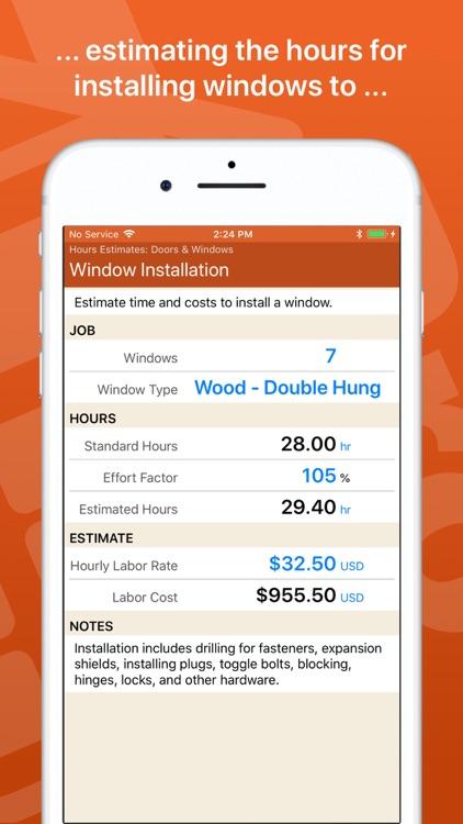 Home Builder Pro Calcs screenshot-3
