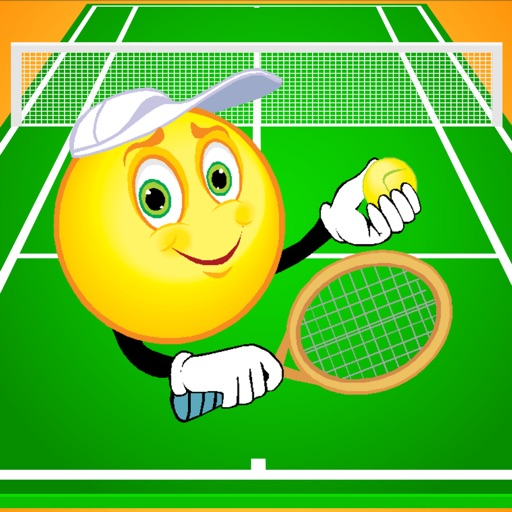 Mini Tennis Court App iOS App