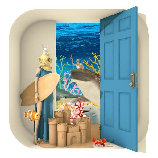 脱出ゲーム Marine Blue 海の中のウエディング