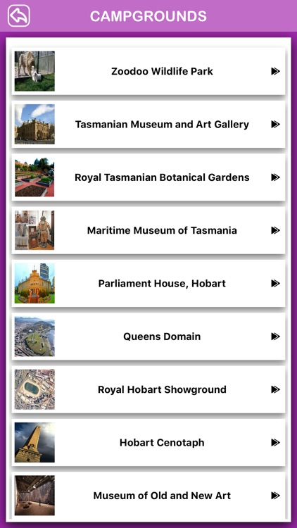 Tasmania Island Offline Guide