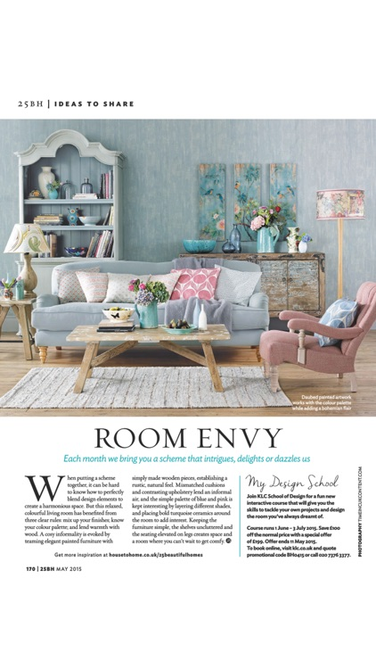 25 Beautiful Homes Magazine NA screenshot-3