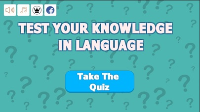 Quiz Your Language screenshot 1