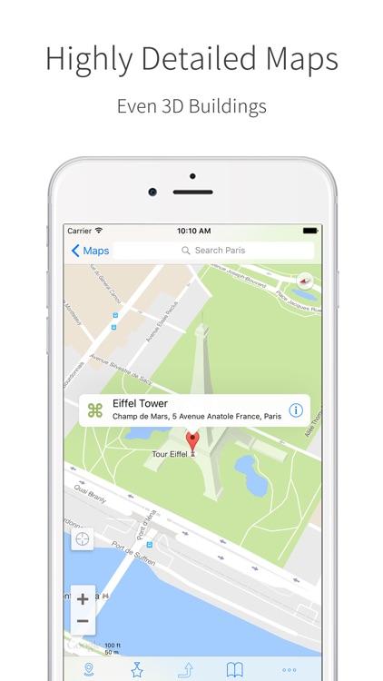 Pocket Maps Lite screenshot-5