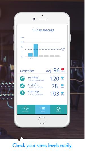 Heart Rate PRO Screenshot