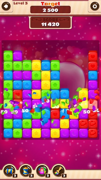 Block Puzzle POP!! screenshot-2
