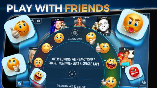 Texas Holdem Poker: Pokerist Screenshot