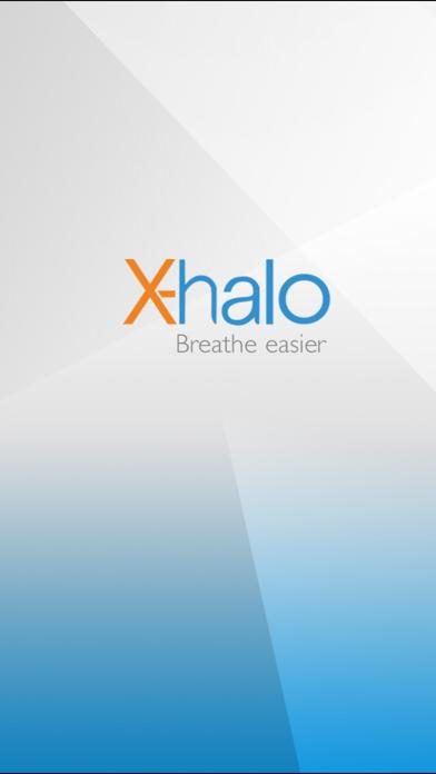 X-halo Home screenshot one