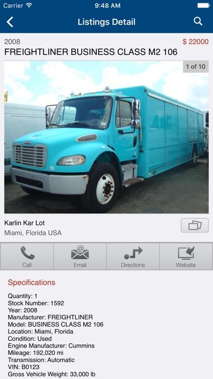 Truck Paper screenshot-4