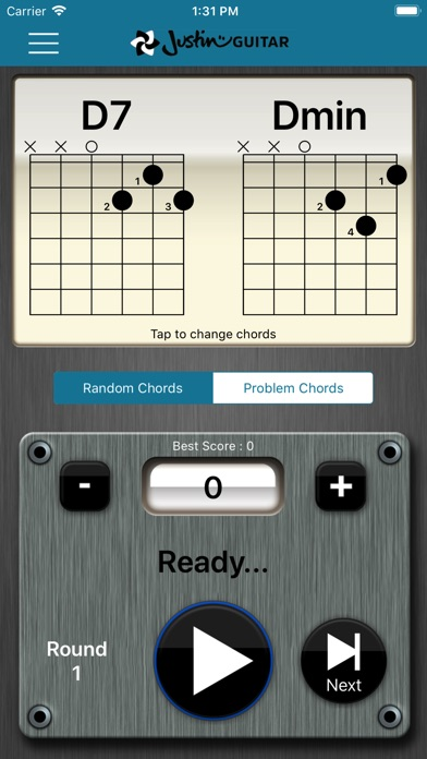 One Minute Changes by Justin Guitar (iOS, United States) - SearchMan ...
