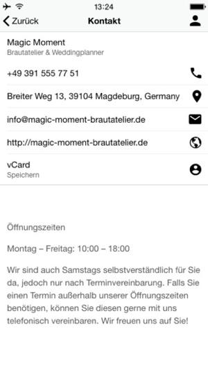 Magic Moment Im App Store