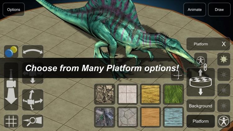 Spinosaurus Mannequin screenshot-5