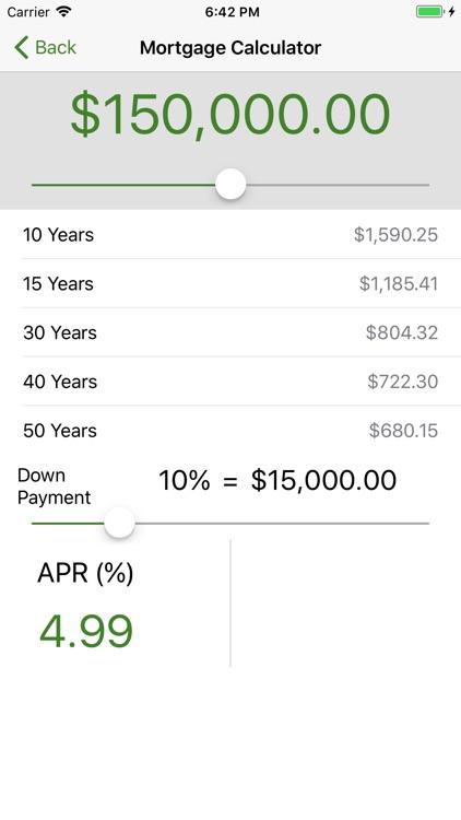 Simple Finance Calculator screenshot-3